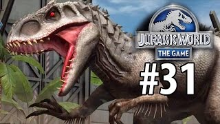 Jurassic World: The Game - Indominus Rex [Episode 31] [iPad/Android]