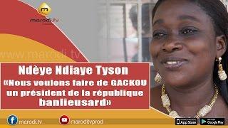 Ndeye Ndiaye Tyson:
