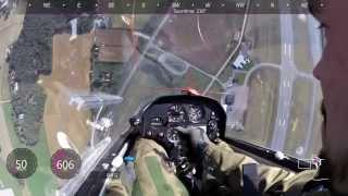 getlinkyoutube.com-Garmin Virb aerobatic test with heart rate 1080p.