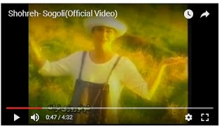 getlinkyoutube.com-Shohreh- Sogoli(Official Video)