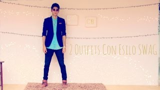 getlinkyoutube.com-OUTFITS con estilo SWAG  ❀
