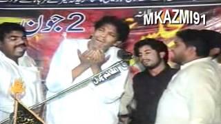 Main Bhagwan Nai Gin Di - Zakir Mukhtar Hussain Khokhar - Phalia, Pakistan