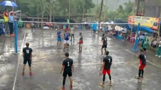 SERU SEMI FINAL BOLA VOLI!!Putrajaya vs bima. Part 1 olga cup volley ball