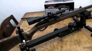 getlinkyoutube.com-Winchester Sharp Shooter Rifle Shooting Rest