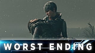 Detroit: Become Human - Alice and Kara Die on the Shores Canada // Worst Ending