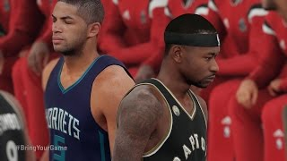 getlinkyoutube.com-NBA 2K16 PS4 Play Now - Self Oop!