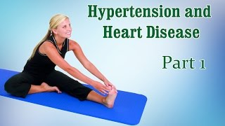 getlinkyoutube.com-Yoga For Hypertension and Heart Disease | Cure Blood Pressure | Therapy, Exercise, Workout | Part 1