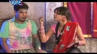 getlinkyoutube.com-घर महकइला ऐ सैया - Lagwala Gulal Gori Fagun Me | Mohan Rathod | Bhojpuri Hot Holi Song 2015
