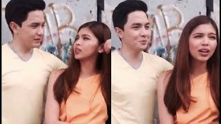 Eat Bulaga February 25 2017 WATCH: Alden and Maine share their experiences for #DTBY taping