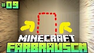 getlinkyoutube.com-Die SELTENE UNSICHTBARE FARBE?! - Minecraft Farbrausch #09