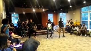 getlinkyoutube.com-Dj drew lights remix - dance performance Enjoy !