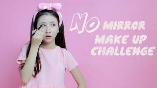 getlinkyoutube.com-Quynh Anh Shyn - CHALLENGE #2 : No Mirror Makeup Challenge