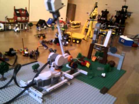 Angry birds for Lego Mindstorm