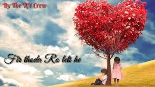 Aapke Pyaar Mein Hum Savarne Lage❤ whatsapp status   by Darshan Rawal letest song 2018