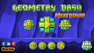 getlinkyoutube.com-#OOOOOPORDIOS JUGANDO GEOMETRY DASH MELTDOWN