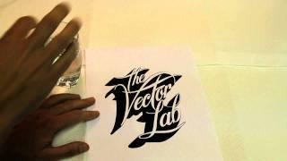 getlinkyoutube.com-Tutorial: How to Create Custom Typography