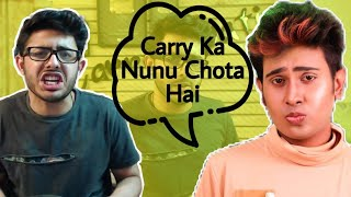 Reply To CarryMinati By Sandy Saha | Roasting Guru width=