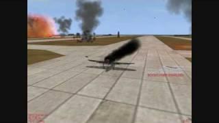 getlinkyoutube.com-IL-2 Sturmovik 1946: Epic Fails and Close Calls 13