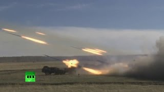 "getlinkyoutube.com-RUSSIE : TEST-LANCE MISSILES "" ULTRA-INTENSE ""  , EXERCICES MILITAIRES .HD1080p"