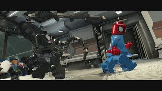 getlinkyoutube.com-Lego Marvel Super Heroes - Stage 15: The Good, The bad and the Hungry