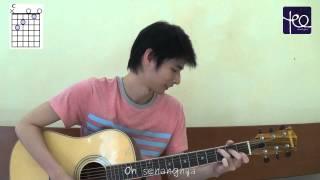 getlinkyoutube.com-Akustik Gitar - Belajar Lagu (OST Crayon Shinchan)