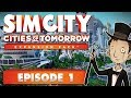 Cities of Tomorrow - SimCity [HD+] #01: New New York! ★ Lets Play SimCity