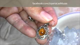 getlinkyoutube.com-¿Cómo limpiar joyas de plata en casa?