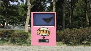 getlinkyoutube.com-世界初!? 小型犬のための自動販売機! Nutro(R)