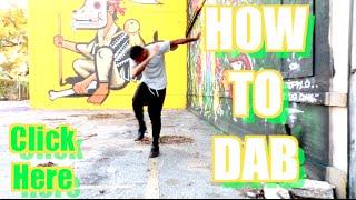 getlinkyoutube.com-HOW TO DAB DANCE TUTORIAL | @6BillionPeople
