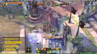 getlinkyoutube.com-Tree of Savior PvP VS Full Con Elementalist is Strong