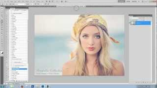 Florabella Colorplay Photoshop Actions Complete Edit #1