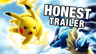 POKKÉN TOURNAMENT (Honest Game Trailers)