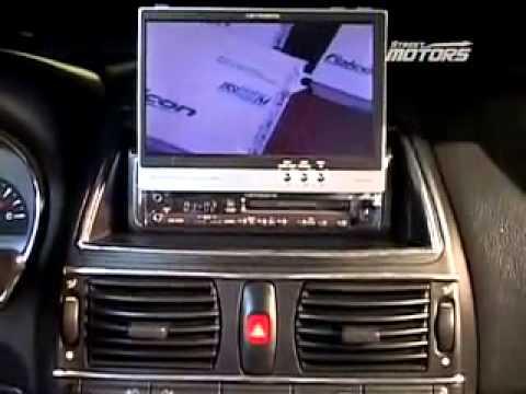 Fiar Marea ELX 2000 Custom, Som, Rebaixado