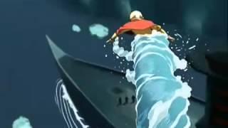 getlinkyoutube.com-Aang goes in the Avatar State