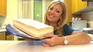 getlinkyoutube.com-ricetta torta  kinder paradiso