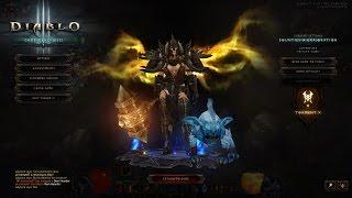 getlinkyoutube.com-Diablo III 2.4 PTR NEW Furious Slam 20+ Billion Crits Barb P1174