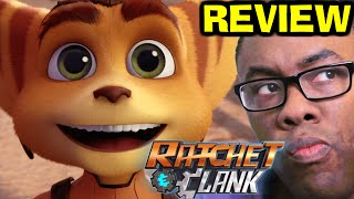 getlinkyoutube.com-RATCHET & CLANK Movie Review - Is It THAT Bad?