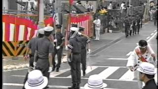 getlinkyoutube.com-¥だんじりが倒れます¥祭り 激走 激突 ど迫力 平成六年版岸和田だんじり祭り