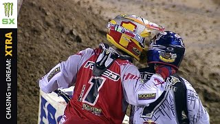 getlinkyoutube.com-James Stewart vs. Chad Reed Rivalry: Chasing the Dream - Xtra