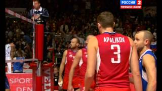 getlinkyoutube.com-Russia - Italy. European Championship. finale. 29.09.2013