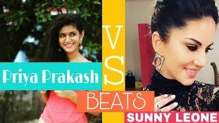 Priya Vs Sunny Leone | Priya Beats Sunny Leone-Priya Prakash beats actress as Google's most searched