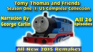 getlinkyoutube.com-Tomy Thomas & Friends Season 1 Complete Collection (US)