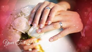 getlinkyoutube.com-Wedding Memories template sony vegas 11 12 13