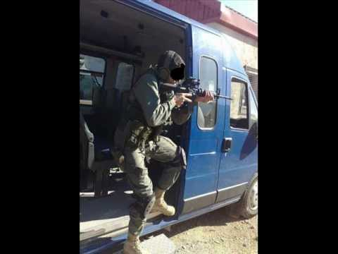 Egyptian special forces Unit 777