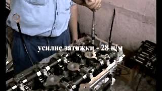 getlinkyoutube.com-Chrysler motor 2.4 DOHC Montar pieza a pieza (Tutorial Mecanica Automoción)