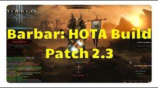 getlinkyoutube.com-Barbar: Hota Guide für Patch 2.3 (Diablo3 - Reaper of Souls)