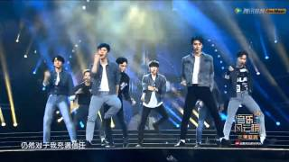 getlinkyoutube.com-[160409] EXO - Call Me Baby @ 16th Top Chinese Music Awards