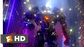 getlinkyoutube.com-Pacific Rim - Gipsy Danger vs. Otachi Scene (6/10) | Movieclips
