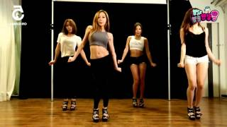 Bambino (밤비노) - Oppa Oppa (오빠오빠) Dance Practice Ver. (Mirrored)