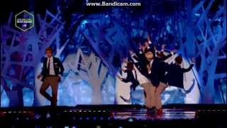 EXO   Wolf (늑대와 미녀) LIVE @ Melon Music Awards 2013  YouTube